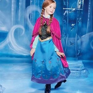 Disney for Chasing Fireflies Travel Anna Costume